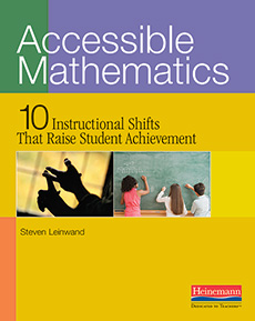 Accessible Mathematics cover