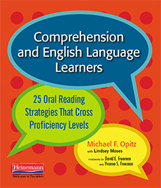 Comprehension and English Language Learners cover