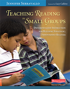 Teaching Reading in Small Groups cover