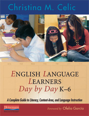 English Language Learners Day by Day, K-6 cover