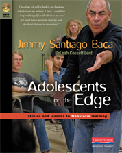 Adolescents on the Edge cover