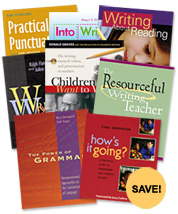Writers Workshop Professional Book Library Bundle cover