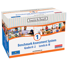fountas and pinnell benchmark assessment system 2 pdf