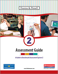 Benchmark Assessment System 2, Assessment Guide, 2nd Edition