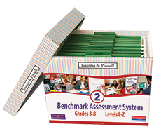 Benchmark Literacy, Grade 3, Volume 2, TRS Teacher's Resource System