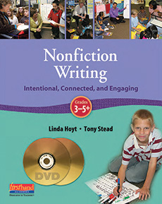 Nonfiction Writing, Grades 3-5 [DVD] cover