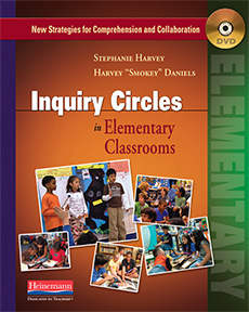 Inquiry Circles in Elementary Classrooms (DVD) cover