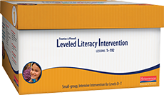 Fountas & Pinnell Leveled Literacy Intervention Gold System