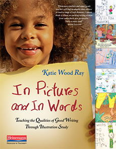 In Pictures and In Words cover