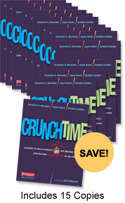 Crunchtime Book Study Bundle Pack