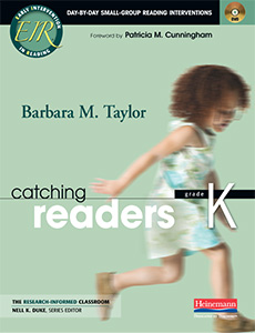 Catching Readers, Grade K cover