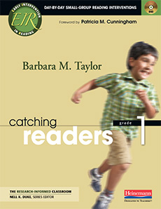 Catching Readers, Grade 1 cover