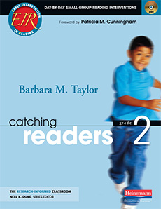 Catching Readers, Grade 2 cover