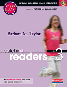 Catching Readers, Grade 3 cover