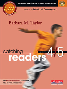 Catching Readers, Grades 4/5 cover