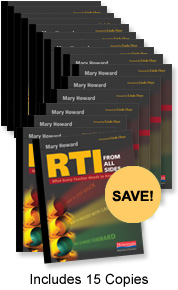 RTI From all Sides Book Study Bundle