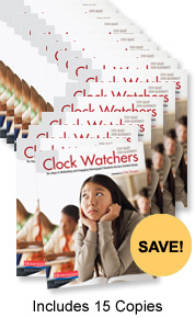 Clock Watchers Book Study Bundle Pack