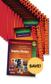 Inquiry Circles Staff Development Bundle, Grades K-5