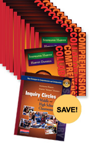 Inquiry Circles Staff Development Bundle, Grades 6-12