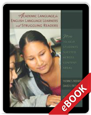 Academic Language for ELLs (eBook)