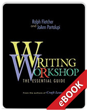 Learn more aboutWriting Workshop (eBook)