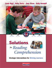 Solutions for Reading Comprehension