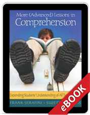 Learn more aboutMore (Advanced) Lessons in Comprehension  (eBook)