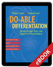 Do-able Differentiation (eBook)