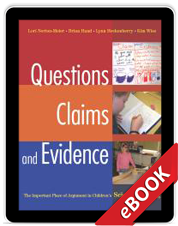 Learn more aboutQuestions, Claims, and Evidence (eBook)