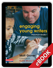 Engaging Young Writers, Preschool-Grade 1 (eBook) cover