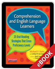Comprehension and English Language Learners (eBook)
