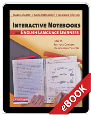 Interactive Notebooks and English Language Learners (eBook)