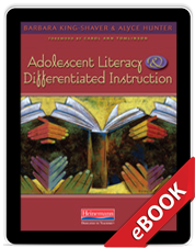 Adolescent Literacy & Differentiated Instruction (eBook)