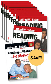 Reading for Their Life Staff Development Bundle cover