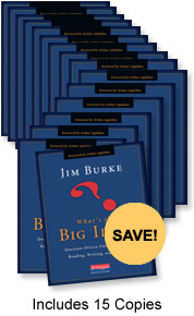 What's the Big Idea? Book Study Bundle