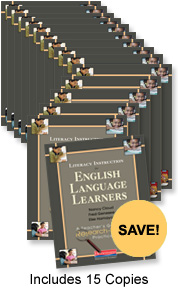 Literacy Instruction for English Language Learners Book Study Bundle