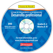 Video de desarrollo profesional (en DVD)