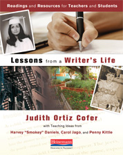 Lessons from a Writer's Life cover