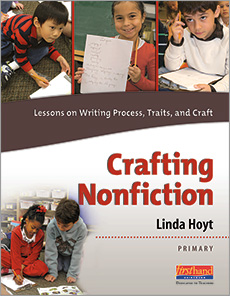 Crafting Nonfiction Primary cover