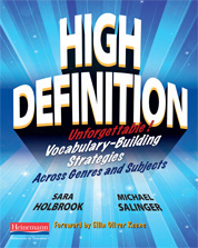 High Definition cover