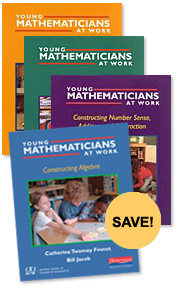The Complete Young Mathematicians at Work Series