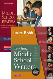 Learn more aboutTeaching Middle School Writers and Readers Bundle