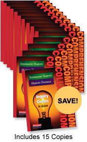 Comprehension and Collaboration Book Study Bundle