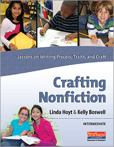 Crafting Nonfiction Intermediate cover