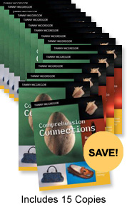 Comprehension Connections Book Study Bundle