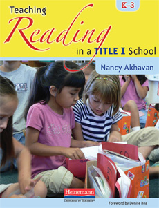 Teaching Reading in a Title I School, K-3 cover
