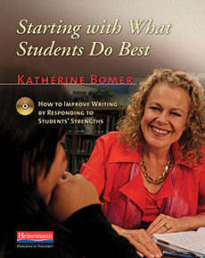 Starting with What Students Do Best DVD cover