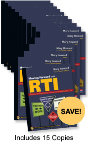 Moving Forward with RTI Book Study Bundle