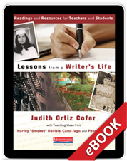 Lessons from a Writers Life (eBook)