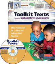 Toolkit Texts: Grades PreK-1 cover